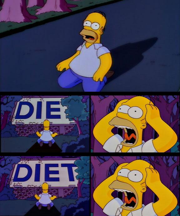 Homer-Diet